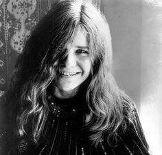 She's one of my inspirations Janis Joplin ♡♥