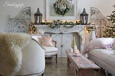 french country cottage decorating ideas/shabbyfufublog..com