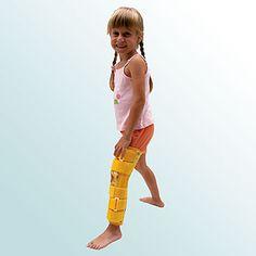 OR 3A - Ortéza kolenního kloubu pevná přímá