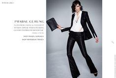 Saks Fifth Avenue - Fall Fashion: Menswear Trend - fabulous! Prabal Gurung  Saks.com