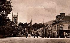 Rathfarnham, South Dublin, Ireland in 1906