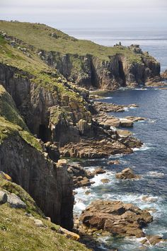 Land's End, Cornwall, England. Wild, mysterious, spiritual, wonderful.....