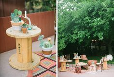 Ojai Inspired Wedding Shoot with Bash Please, Bryce Covey Photography, Yeah Rentals and Found Vintage Rentals