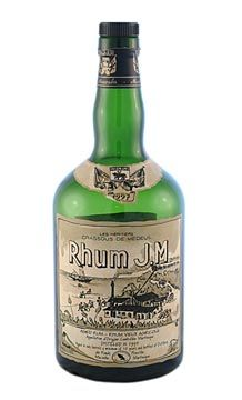 Rhum J.M Vieux 1997 agricole from Martinique