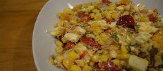 My tuna salad - Hungarian dish