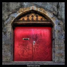 La Porte d Automne by gael trijasson, via 500px