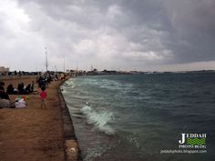 Pleasent Weather at Red Sea Beach Jeddah