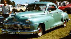 1948 De Soto De Luxe Business Coupé