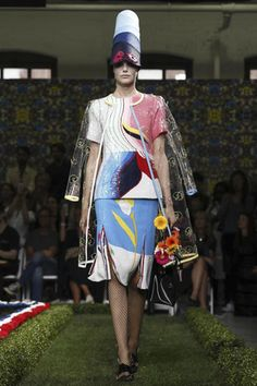 Thom Browne Ready To Wear Spring Summer 2015 New York - NOWFASHION