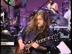 Allman Brothers - Kind of Bird - Live on Johnny Carson