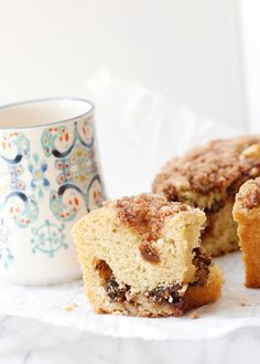 Blue Ribbon Coffee Cake - Baked Bree