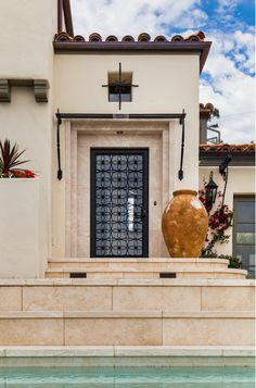 Spanish Architecture by AB Design, Santa Barbara, CA