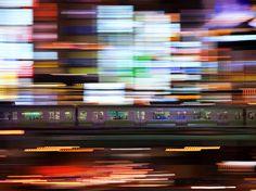 夜の通勤電車、東京 | ナショナルジオグラフィック日本版サイト
