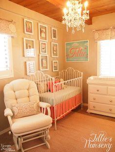Vanessa Shaffer Designs Tillies Nursery