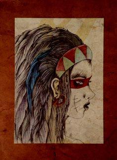 Indian by yrieden92 on DeviantArt