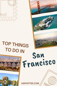 Looking for some great things to do in San Francisco? This bucket list covers 15 affordable things to do on your next San Francisco vacation! #sanfrancisco #thingstodo #sanfran #sanfranphotography