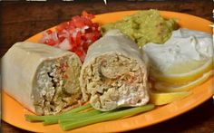 Muy rico, 3 Tiros Burritos http://www.buenosairesdelivery.com/en/restaurant/3_tiros_mexican_cuisine/