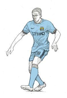 Manchester city fan art Dedryck Boyata Manchester City, Football Team, Fan Art, Heart, Football Equipment, Football Squads, Fanart