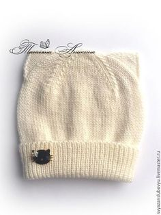 88 Likes, 8 Comments - Carolin , Baby Hats Knitting, Knitting For Kids, Baby Knitting Patterns, Crochet For Kids, Free Knitting, Crochet Baby, Knit Crochet, Crochet Patterns, Diy Crafts Knitting
