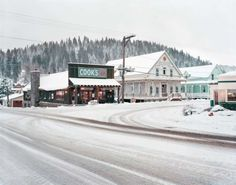Photographer visits small town areas in sparse and lonely series | Creative Boom