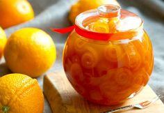 Апельсиновое варенье. Рецепты варенья из апельсинов. Как приготовить