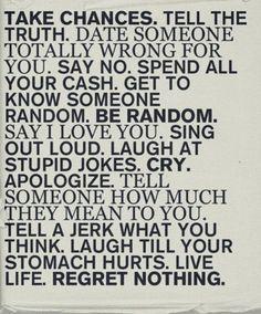Do it. I dare you.