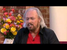 Barry Gibb - Interview and Song on ITV This morning 11.07.13