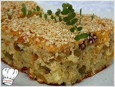 Μια πανευκολη πεντανοστιμη ελιοπιτα με μυρωδατα υλικα που δενουν απολυτα μεταξυ τους και χωριατικο κιτρινο αλευρι,για καθε ωρα και περισταση. <strong>Απολαυστε την!!!</strong> Savoury Baking, Savoury Cake, Greek Recipes, Wine Recipes, Pastry Recipes, Cooking Recipes, Cyprus Food, Tapas, Greek Cooking