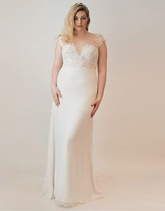 Dream - from the Peter Trends Bridal Diva Curves Collection