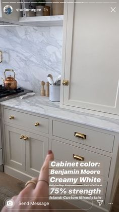 Kitchen Cabinet Colors, Kitchen Redo, Home Decor Kitchen, Kitchen Interior, New Kitchen, Home Kitchens, Kitchen Dining, Kitchen Remodel, Whitewash Kitchen Cabinets