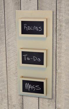 diy home mail wall organizer - Google Search