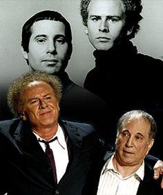 "Simon and Garfunkel. ""How terribly strange to be seventy."""