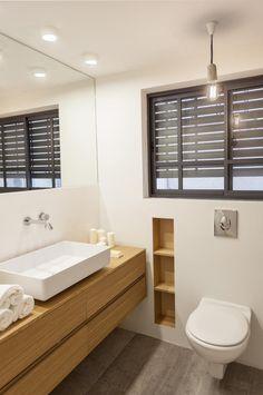 בית לאלמוני: שיפוץ דירה לרכישה במרכז תל אביב   בניין ודיור