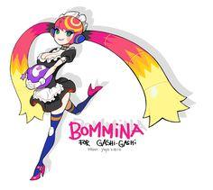Bommina by harapeko.deviantart.com on @deviantART