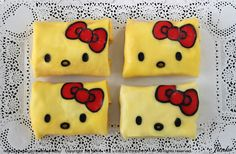 """Deco crepe Hello Kitty"""