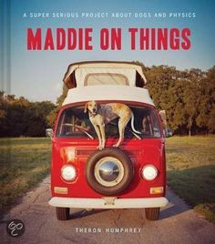 Maddie on Things by Theron Humphrey. Great story on how this artist/photographer rescued Maddie and discovered her talent to balance on things. He then takes an incredible journey across the nation and publishes his photos along the way and interviews people in each state on WHY WE RESCUE. Truly amazing and inspiring!