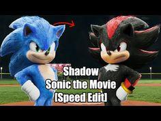 [Speed Edit] Shadow the Hedgehog - Sonic the Movie Sonic The Movie, 2 Movie, Star Trek Enterprise, Star Trek Voyager, Shadow The Hedgehog, Sonic The Hedgehog, Epic Fortnite, Hedgehog Movie, Tekken 7