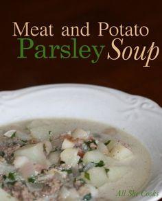 Meat & Potato Parsle