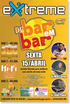 De Bar Em Bar   Extreme