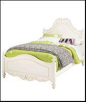 Lea Elite Vintage Boutique Panel Bed at KooKoo Bear Kids!