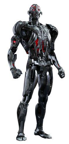 Avengers L'Ere d'Ultron figurine Movie Masterpiece 1/6 Ultron Prime Hot Toys