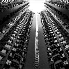 highrise apartments
