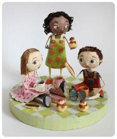 LE GO�TER DES ENFANTS * Children's snacks