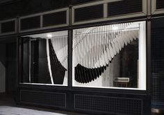 Aqua at Dover Street Market by Zaha Hadid Architects