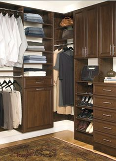 1000 images about closet on pinterest corner closet for Woodtrac closets