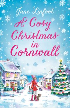 [Read Book] A Cosy Christmas in Cornwall: The most heartwarming Cornish Christmas romance of Author Jane Linfoot, Cosy Christmas, Christmas Books, A Christmas Story, Christmas Humor, Christmas Ideas, Cozy Mysteries, Got Books, Book Photography, Landscape Photography