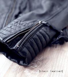 black leather4