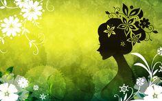 Green Vector of Beauty | Vector & Designs High Resolutions