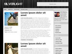 Get Silverlight Multipurpose HTML Template - http://www.designsave.net/2017/03/get-silverlight-multipurpose-html-template.html