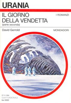 1245 	 IL GIORNO DELLA VENDETTA - parte seconda 27/11/1994 	 THE WAR AGAINST THE CHTORR, BOOK THREE: A RAGE FROM REVENGE (1990)  Copertina di  Oscar Chichoni 	  DAVID GERROLD
